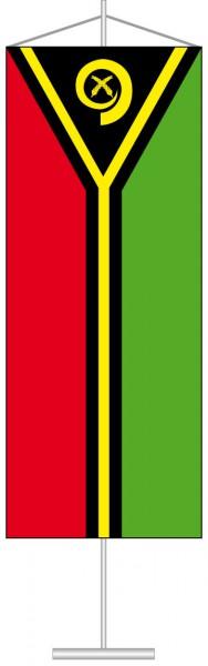 Vanuatu als Tischbanner