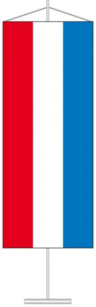 Luxemburg als Tischbanner