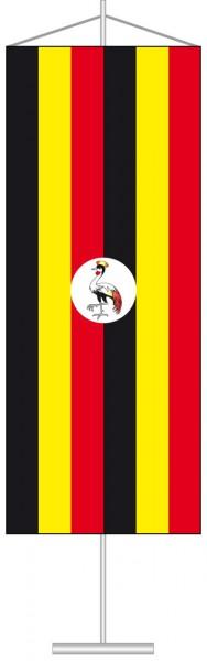 Uganda als Tischbanner