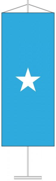 Somalia als Tischbanner