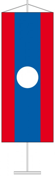 Laos als Tischbanner