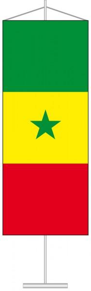 Senegal als Tischbanner