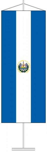 El Salvador als Tischbanner