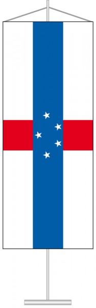 Niederlaendische Antillen als Tischbanner
