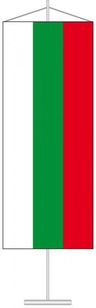 Bulgarien als Tischbanner