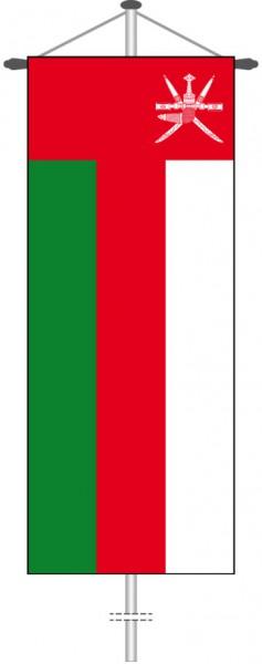 Oman als Bannerfahne