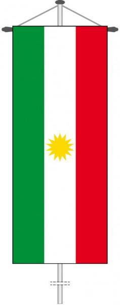 Kurdistan als Bannerfahne