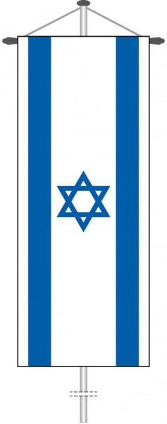Israel als Bannerfahne