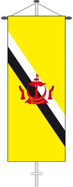Brunei als Bannerfahne