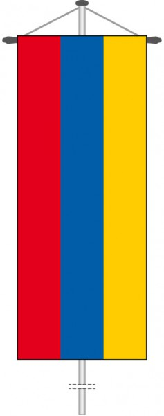Armenien als Bannerfahne