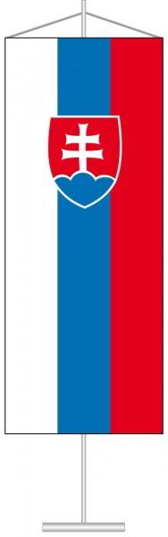 Slowakei als Tischbanner
