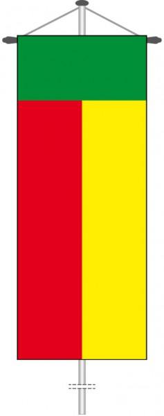 Benin als Bannerfahne