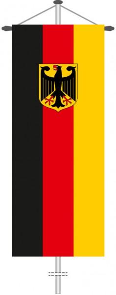 Bundeswappenflagge als Bannerfahne