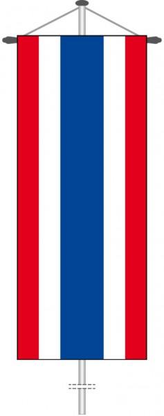 Thailand als Bannerfahne