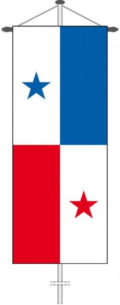 Panama als Bannerfahne