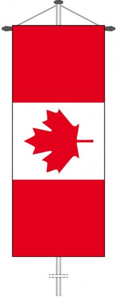 Kanada als Bannerfahne