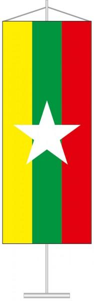 Myanmar als Tischbanner
