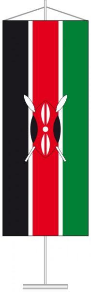 Kenia als Tischbanner