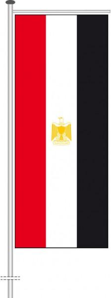 Aegypten als Auslegerfahne
