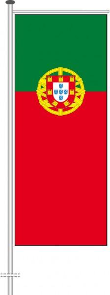 Portugal als Auslegerfahne
