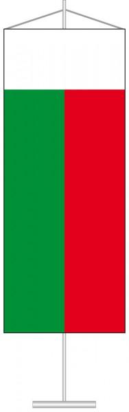 Madagaskar als Tischbanner