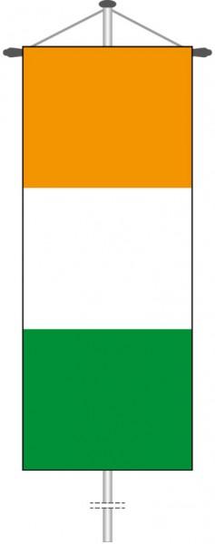 Elfenbeinkueste als Bannerfahne