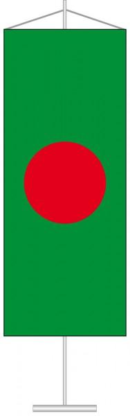 Bangladesch als Tischbanner