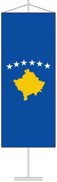 Kosovo als Tischbanner