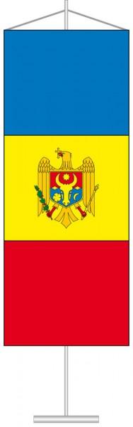 Moldawien als Tischbanner