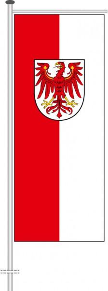 Brandenburg - Bürgerflagge als Auslegerfahne