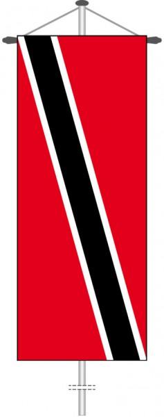 Trinidad und Tobago als Bannerfahne