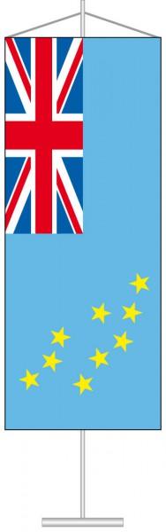 Tuvalu als Tischbanner