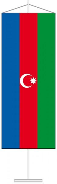 Aserbaidschan als Tischbanner