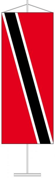 Trinidad und Tobago als Tischbanner
