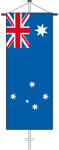 Australien als Bannerfahne