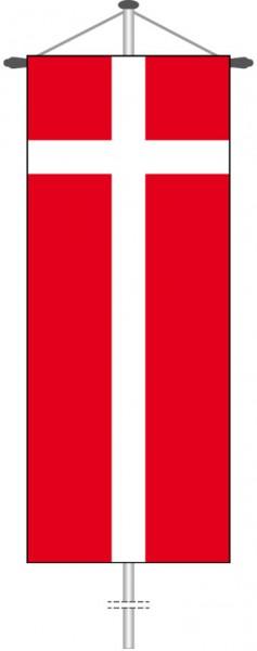 Daenemark als Bannerfahne