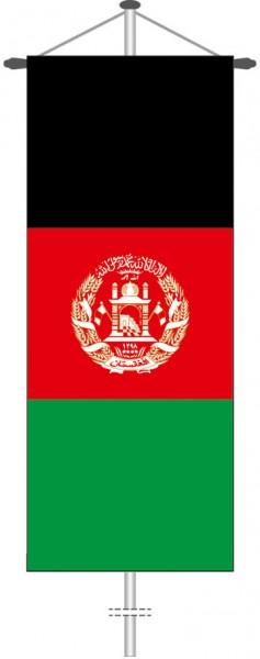 Afghanistan als Bannerfahne