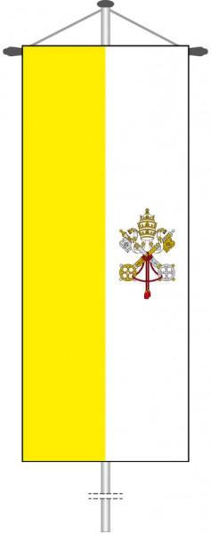 Vatikan als Bannerfahne