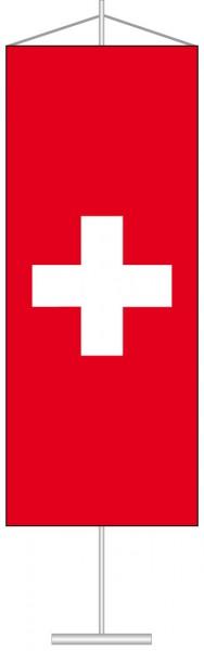 Schweiz als Tischbanner