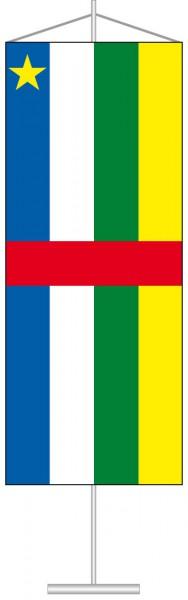 Zentralafrikanische Republik als Tischbanner