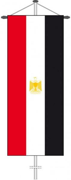 Aegypten als Bannerfahne