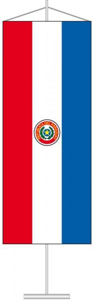 Paraguay als Tischbanner