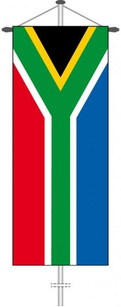 Suedafrika als Bannerfahne