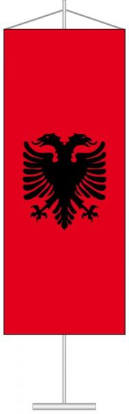 Albanien als Tischbanner