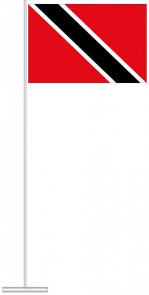 Trinidad und Tobago als Tischfahne