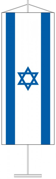 Israel als Tischbanner