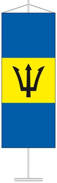 Barbados als Tischbanner