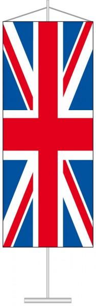 Großbritannien als Tischbanner