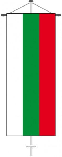 Bulgarien als Bannerfahne