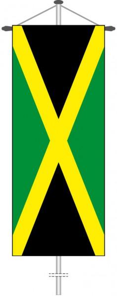 Jamaika als Bannerfahne